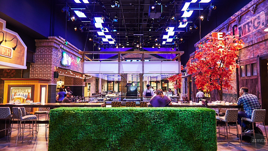 Fairmont Interior Cinematics - Austin, Texas
