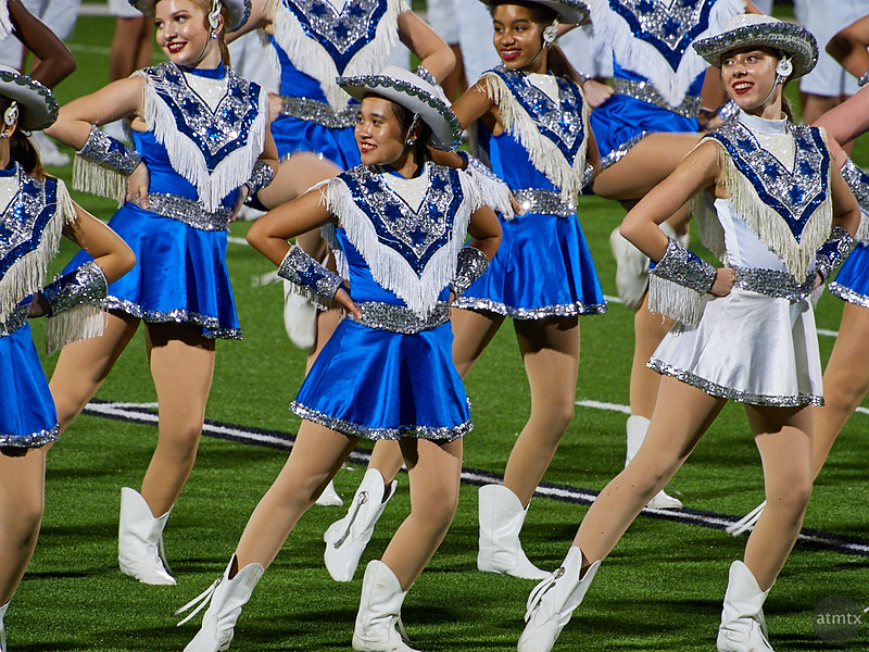 High School Cheerleaders - Austin, Texas