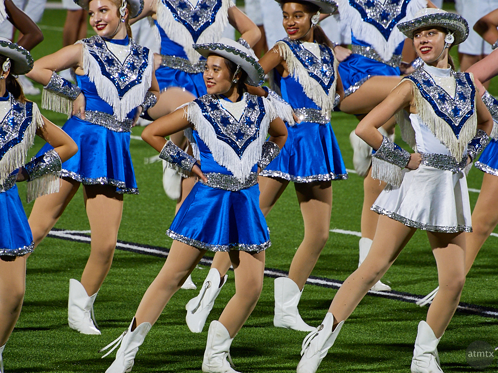 High School Cheerleaders - Austin, Texas