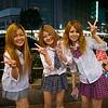 Cosplay Girls, Aya, Miyako and Mao - Kyoto, Japan