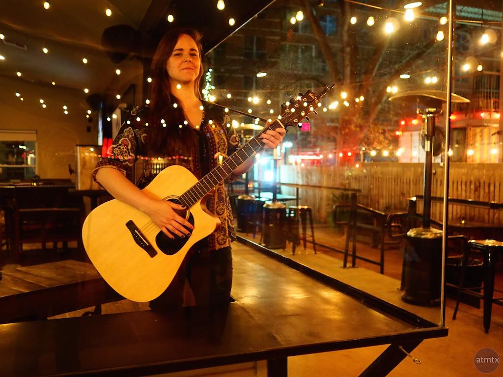 Chelsea Portrait #4 - Austin, Texas