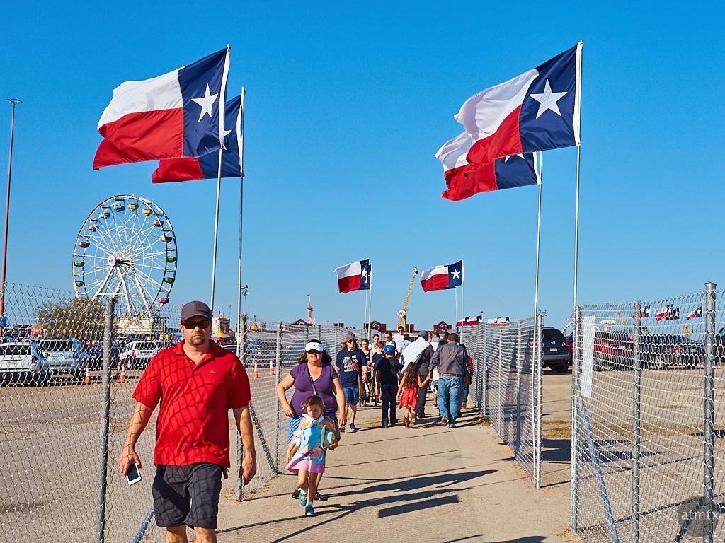 Entrance, Rodeo Austin - Austin, Texas