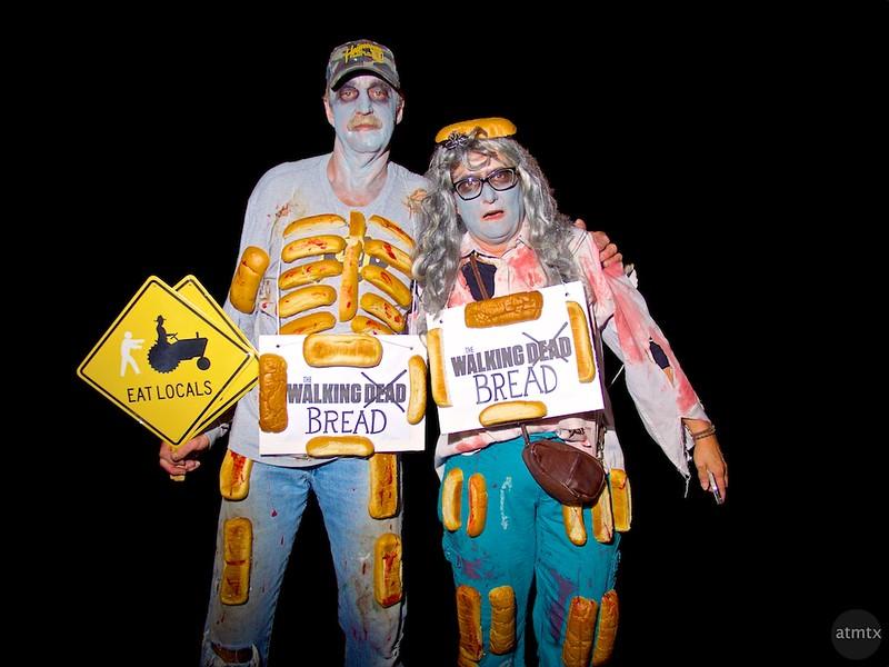 Portraits, Halloween on 6th Street 2016 - Austin, Texas