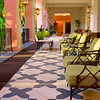 Comfortable Green Chairs, Royal Hawaiian - Honolulu, Hawaii