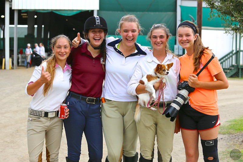 Scene #26,  Great Southwest Equestrian Center - Katy, Texas