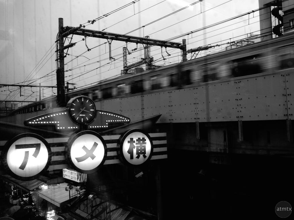 Ameyoko - Tokyo, Japan