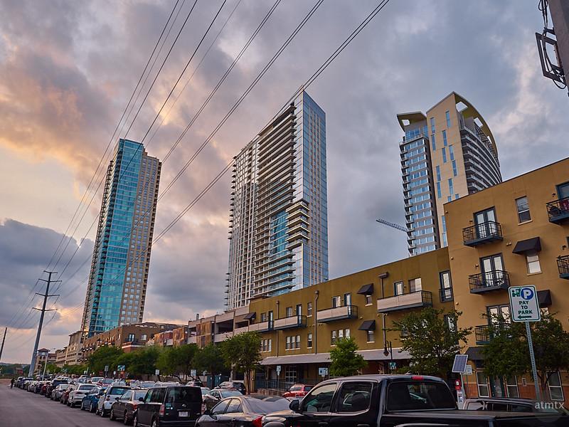 The Three Towers - Austin, Texas