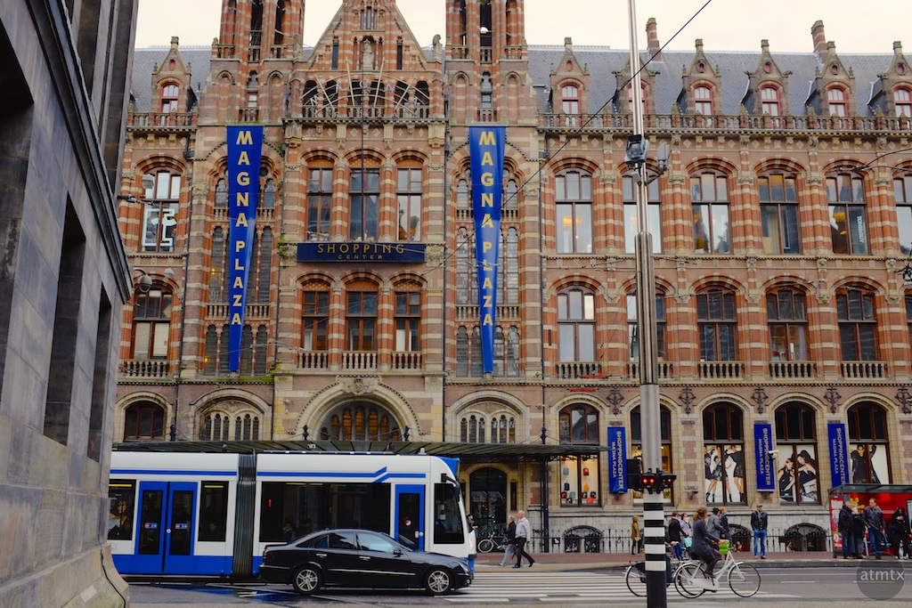 The Trams of Amsterdam #4 - Amsterdam, Netherlands