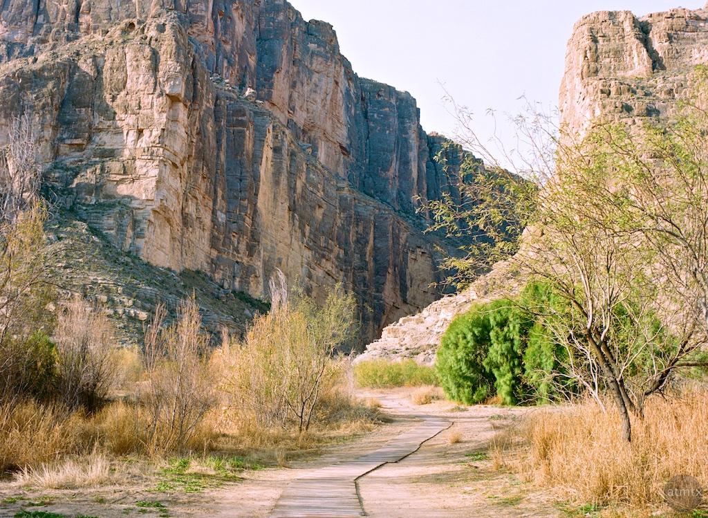 Santa Elena Canyon - Big Bend National Park, Texas