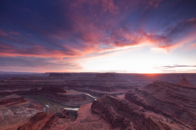 Dead Horse Point<br /> Dead Horse State Park
