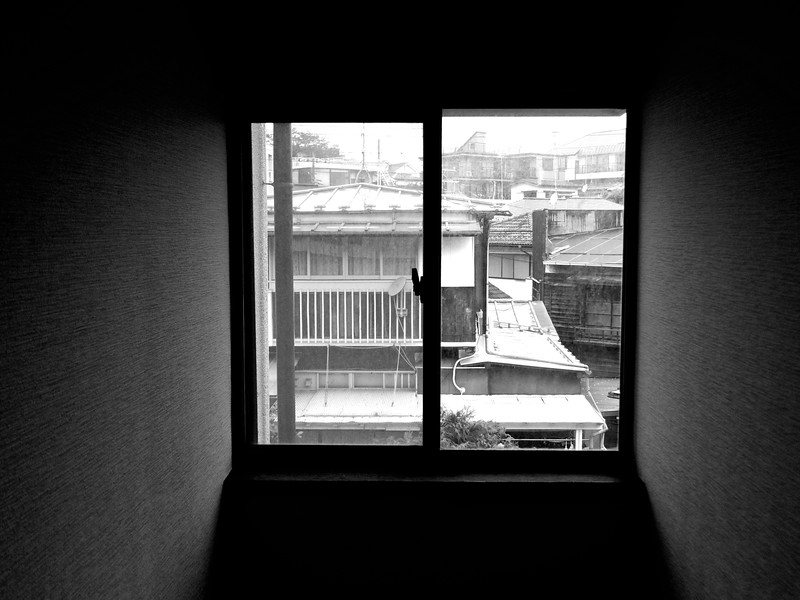 A window on Japan - Kikuna, Japan