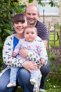 Edinburgh Family Photo Shoot