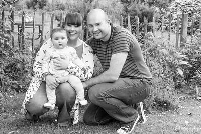 Edinburgh Family Photo Shoot