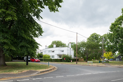 One of 153 modernist houses in Silver End