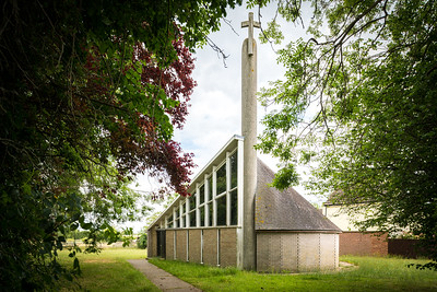 The Catholic Church of St Mary by Chelmsford Architects O'Neill & Fordham