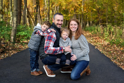 Best Cincinnati Family Photographer Fall Photo Session