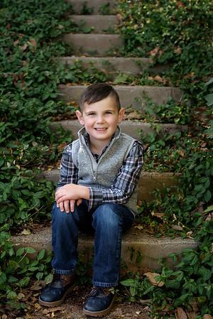 Top Cincinnati Family Photographer Fall Photos at Devou Park