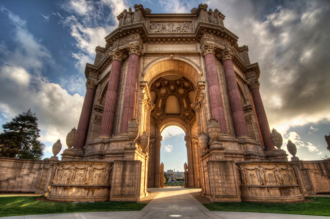 The Side Door to Olympus (1 of 2)
