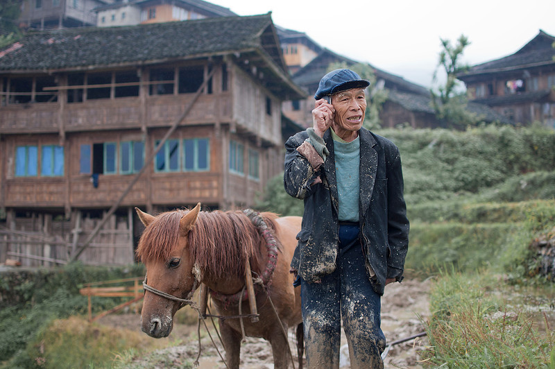 Farmer Ruins My World View