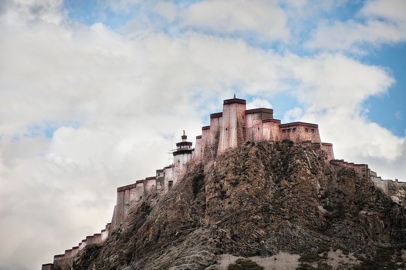 Pelkor Chode Monastery, Tibet