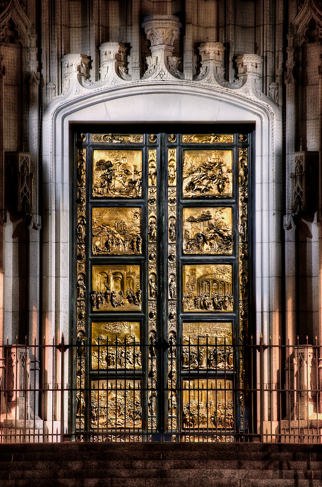 Gates of Paradise