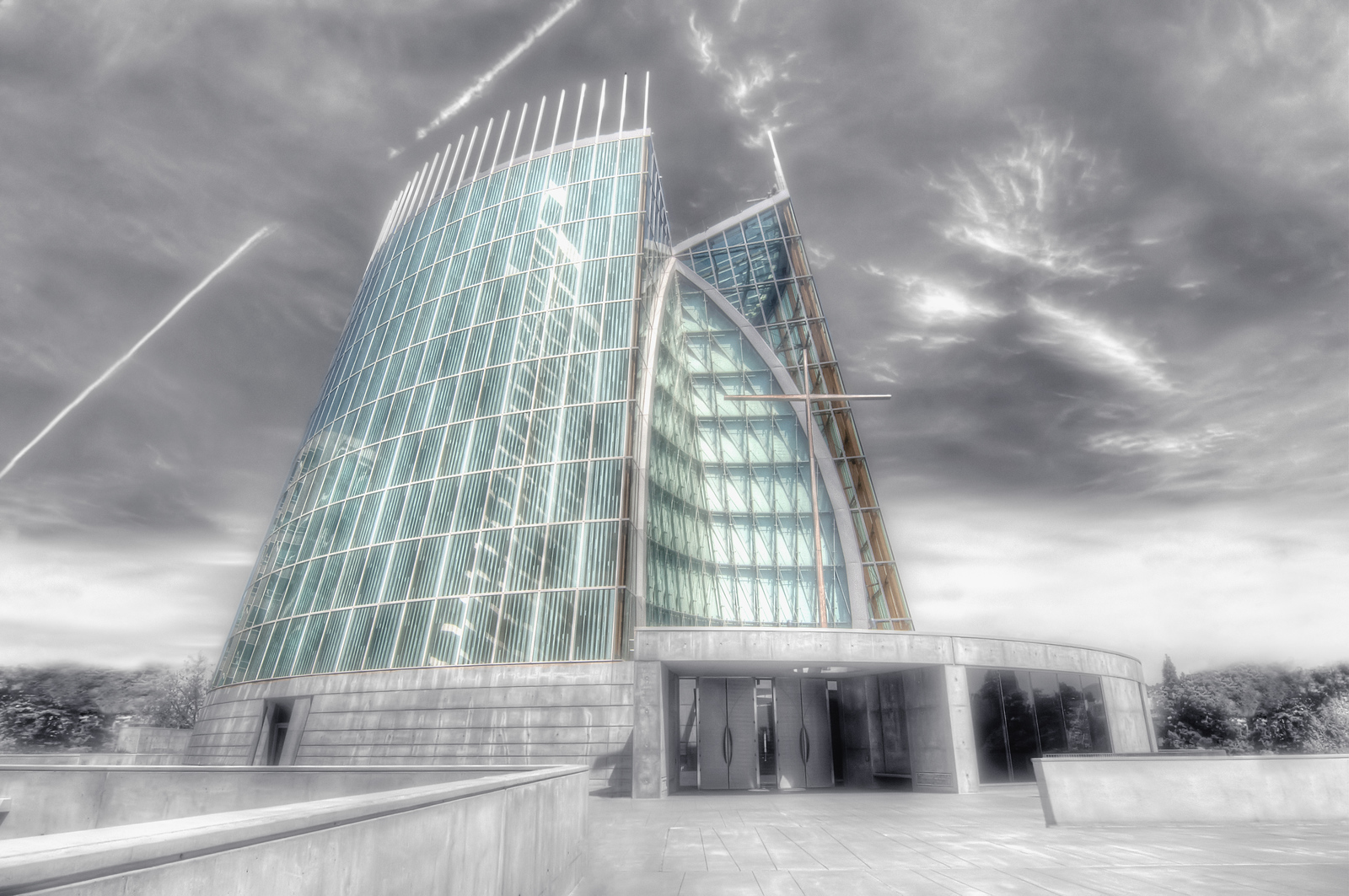 Oakland's Cathedral of Christ the Light