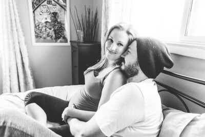Seattle Washington Lifestyle Maternity Photographer