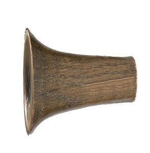 design for trumpet finials