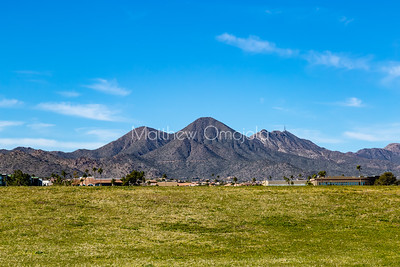 Hills of  Fountain Hills Arizona