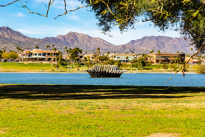 Fountain Hills community Park, Fountain Hills Arizona