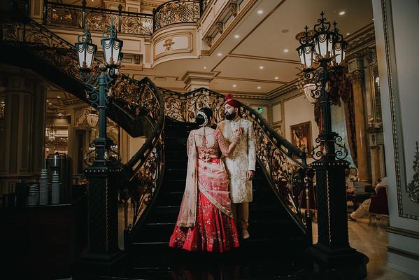 Mansi & Ravi // The Legacy Castle