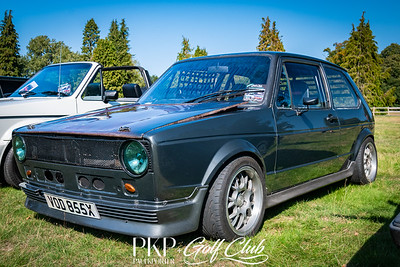 Volkswagen Golf Mk1 Stripped out