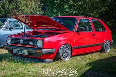 Modified Volkswagen mk2
