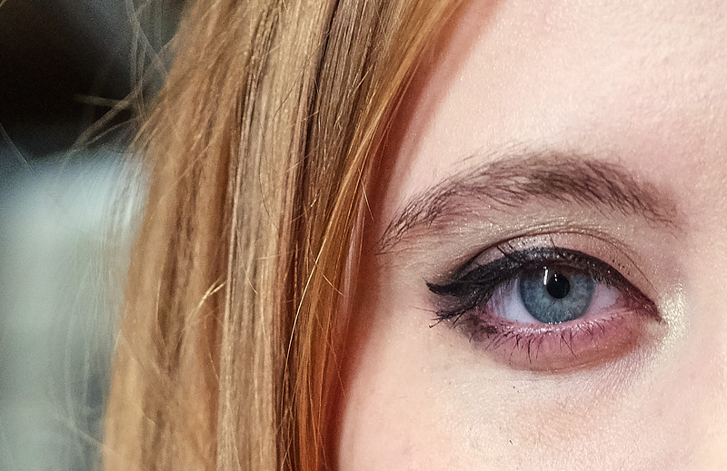 Emily's Eye at 100%