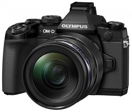 'Olympus OM-D E-M1