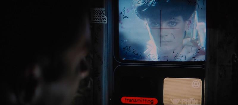 A scene from Blade Runner