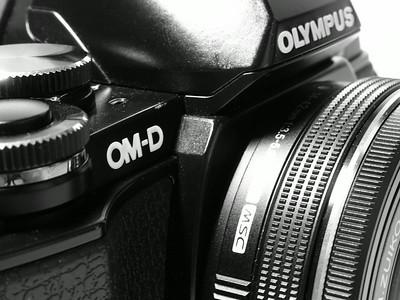 Olympus E-M10 Details