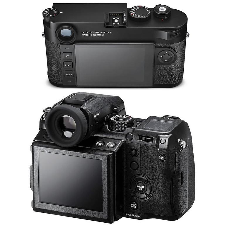 6,500 Dollar Cameras