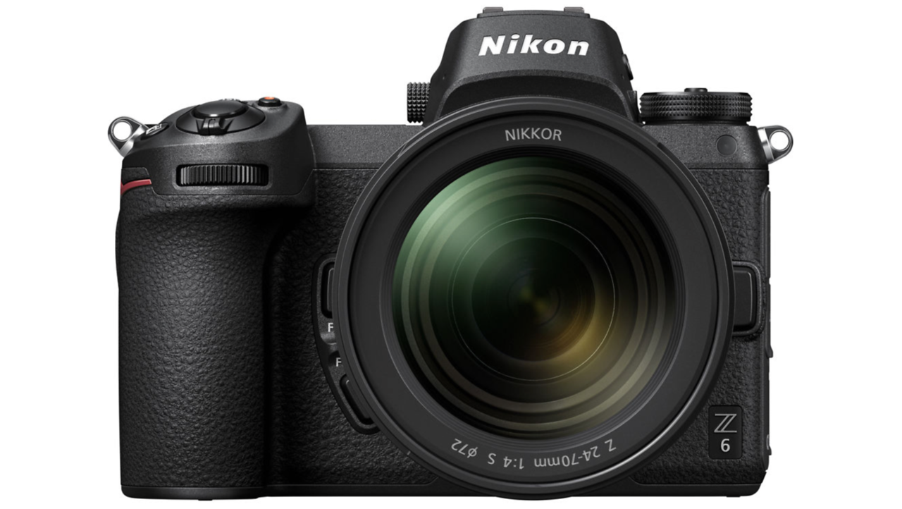 Nikon Z6 with the 24-70mm f4 lens