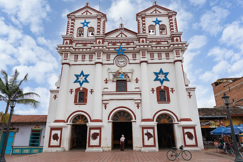 Our Lady of Carmen in Guatape