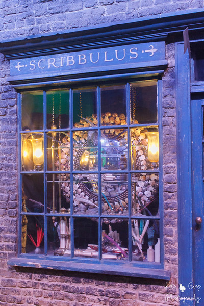 Scribbulus Writing Implements, Diagon Alley