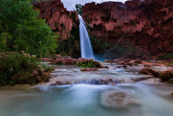 Havasu Falls A journey to Havasu Falls, located in Supai, Arizona