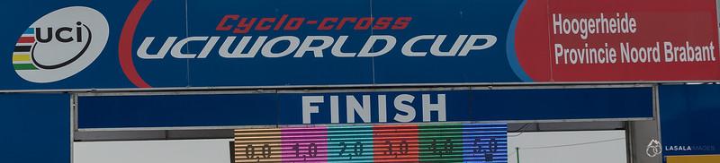Hoogerheide Cyclo-cross World Cup on January 23, 2016 in Hoogerheide, The Netherlands. Photo: Matthew Lasala
