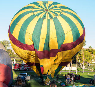 Hot Air Balloon Race Cathedral City CA 2016-0927