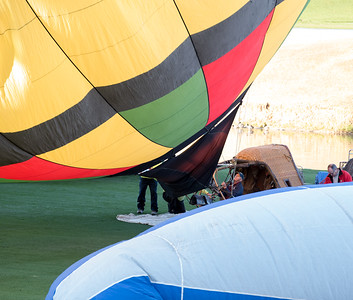 Hot Air Balloon Race Cathedral City CA 2016-0920