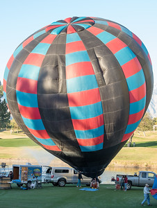 Hot Air Balloon Race Cathedral City CA 2016-0946