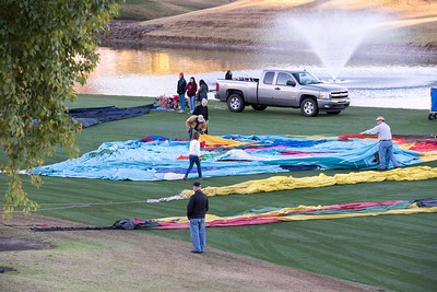 Hot Air Balloon Race Cathedral City CA 2016-0905