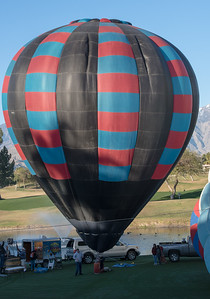 Hot Air Balloon Race Cathedral City CA 2016-0956