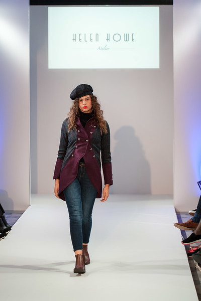 Helen Howe at Fashion Finest  London by  Horaczko Photography London_