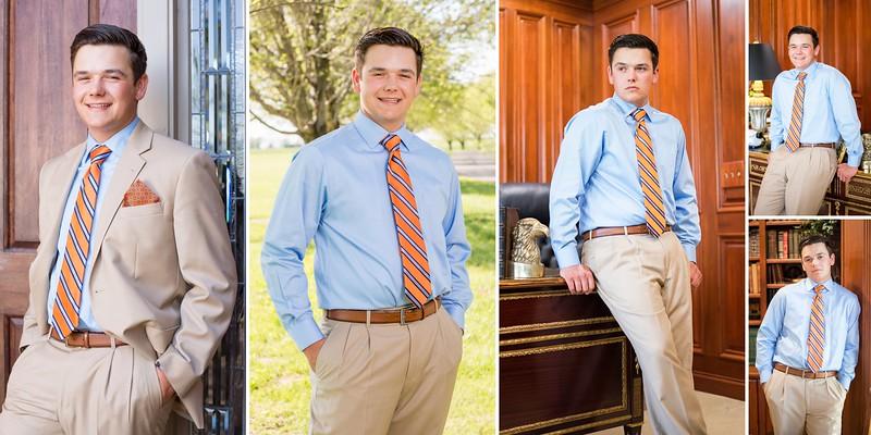 Hunter Pergrem, MCHS Senior, Class of 2018